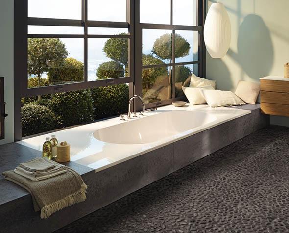 burgbad mineralguss produkte badewanne crono. Black Bedroom Furniture Sets. Home Design Ideas