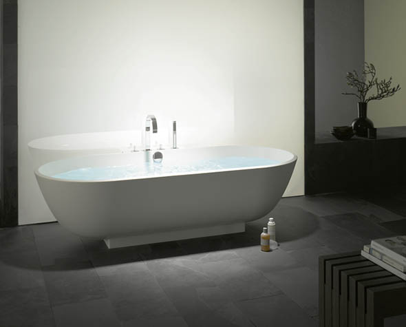 burgbad mineralguss produkte badewanne crono 2 0. Black Bedroom Furniture Sets. Home Design Ideas