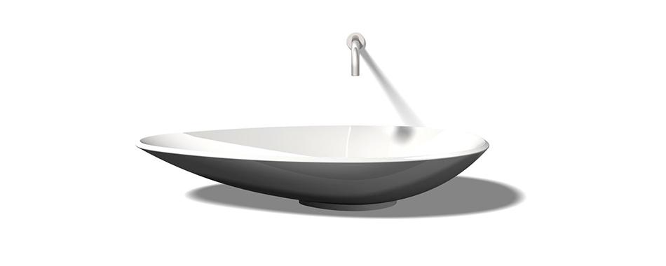 burgbad mineralguss produkte waschtisch crono 2 0. Black Bedroom Furniture Sets. Home Design Ideas