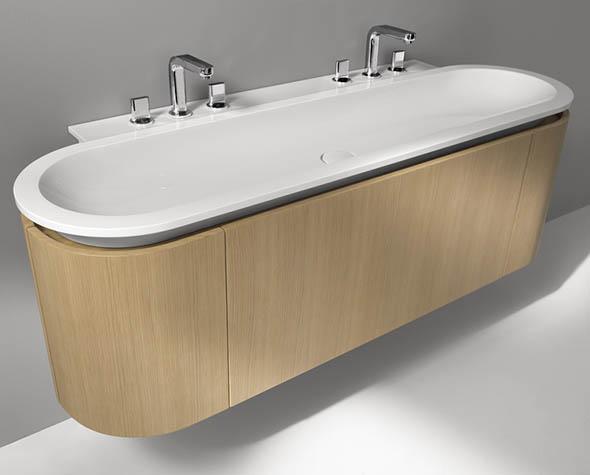 burgbad sinea waschtisch beautiful burg sinea b h t cm. Black Bedroom Furniture Sets. Home Design Ideas