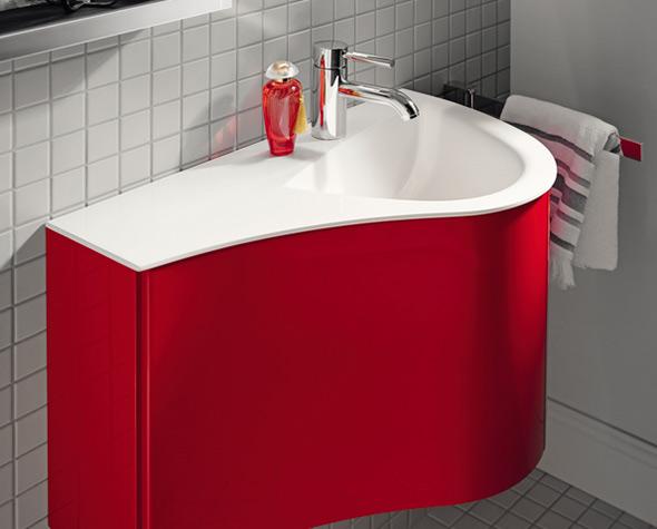 burgbad mineralguss produkte waschtisch sinea 2 0. Black Bedroom Furniture Sets. Home Design Ideas